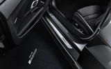 Audi R8 V10 Decennium official press images - sill plates