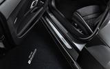 Audi R8 V10 Decennium official press images - sill plates