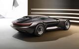 95 Audi Sky sphere concept 2021 static rear