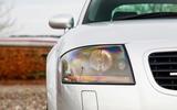 Audi TT Mk1 - static front