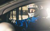 95 Autocar Young Hillclimb series 2021 helmet