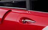 95 Bell Sport Classic 330 LMB door handles