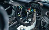 95 Bentley continental GT3 pikes peak synthetic fuels steering wheel