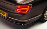 95 Bentley Flying Spur Odyssean Edition official rear lights