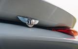 95 Bentley Mulliner Bacalar prototype drive 2021 rear badge