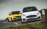Britain's best affordable drivers car 2020 - Ford v Honda