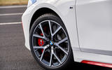 BMW 1 Series 128ti official reveal - alloy wheels