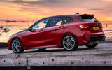 95 BMW 1 Series nearly new guide 2021 m135i rear