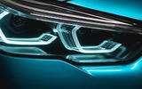BMW 2 Series Gran Coupé studio reveal - headlights