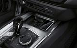 2019 BMW Z4 official reveal Pebble Beach - centre console