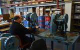 95 British Motor Heritage factory visit 2021 machining