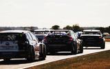 95 BTCC 2021 Snetterton rear