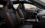 95 Cupra Formentor VZ5 2021 official images interior seats