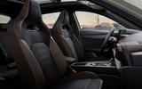 95 Cupra Formentor VZ5 2021 official images interior seats