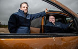 Dacia x Future Terrain - veterans in the driving seat