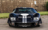 95 Everrati GT40 2021 offical images front end