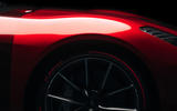 Ferrari Omologata official images - front arch