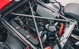Ferrari P80/C 2019 reveal official pictures - engine