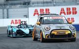95 Formula e New York eprix 2021 results safety car
