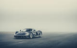 Hennessey Venom F5 official images - front