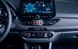 2021 Hyundai i30 Fastback N prototype drive - interior