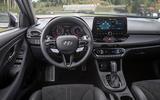 Hyundai i30 N 2020 facelift official images - dashboard