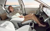 95 Hyundai Ioniq 5 2021 official images interior 2