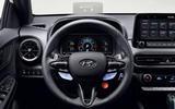 95 Hyundai Kona N official images steering wheel