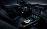 Jaguar F-Pace 300 Sport 2019 press - cabin