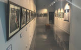 Jim Clark Museum preview day - art gallery