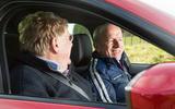 Jaguar Land Rover Cross Country - talking