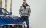 Julian Thomson interview - F-Type