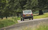 95 Lada Niva EOL feature cornering rear