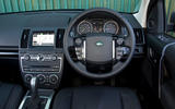 Land Rover Freelander 2 used buying guide - dashboard
