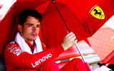 Charles Leclerc interview, 2019 British Grand Prix - Charles sat down