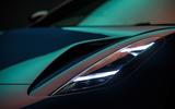 95 Lotus Emira 2021 reveal headlights