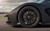 95 Lotus Evija 2021 track drive alloy wheels