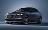 95 Maserati Levante Hybrid 2021 official images studio static front