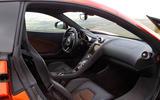 McLaren 12C - car of the decade - cabin