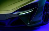95 McLaren Artura 2021 Autocar images headlights