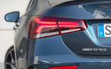 Mercedes-AMG A35 Saloon 2019 official reveal - rear lights