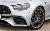 2020 Mercedes-AMG E63 facelift - saloon front grille