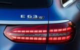 2020 Mercedes-AMG E63 facelift - estate rear lights