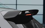 Mercedes-AMG GLA 45 S 2020 official press images - spoiler