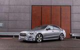 95 Mercedes Benz C Class 2021 prototype ride static front