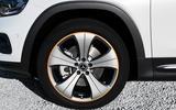 Mercedes-Benz GLB 2019 official reveal - alloy wheels