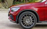Mercedes GLC Coupe 2019 press - alloy wheels