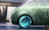 2020 Mini Urbanaut concept - wheels
