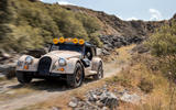 95 Morgan Plus Four CX T official reveal tracking
