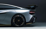 Naran Automotive hypercar official reveal - rear end